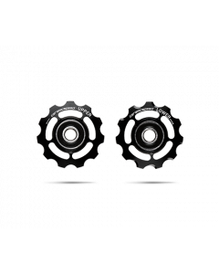 CeramicSpeed Pulley Wheels for Shimano 11 speed, Aluminium Pulleyhjul