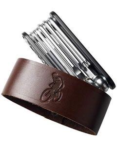 Brooks MT10 Multi tool multiværktøj - Brown