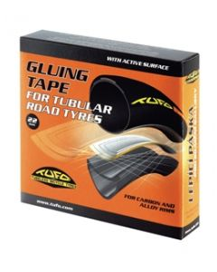 Tufo gluing tape for road tubular tyres fælgtape 22 mm.