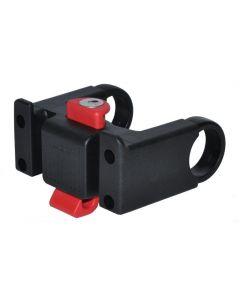 Klickfix styradapter med lås
