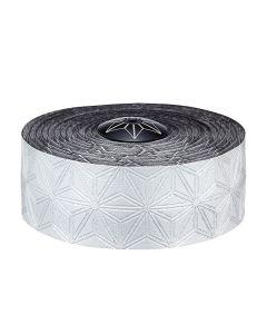 Supacaz Super sticky kush styrbånd - Bling Gel sølv