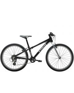 "Trek Wahoo 24"" MTB børnecykel - Trek Black/Quicksilver"