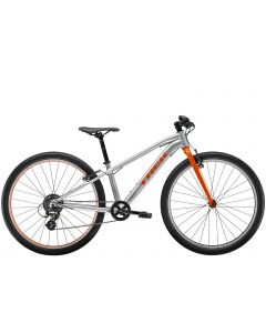"Trek Wahoo 26"" MTB børnecykel - Quicksilver/Roarange"
