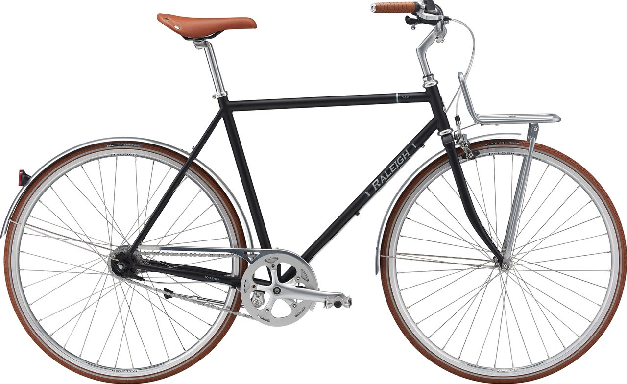 Raleigh - Yate Cargo   city-cykel