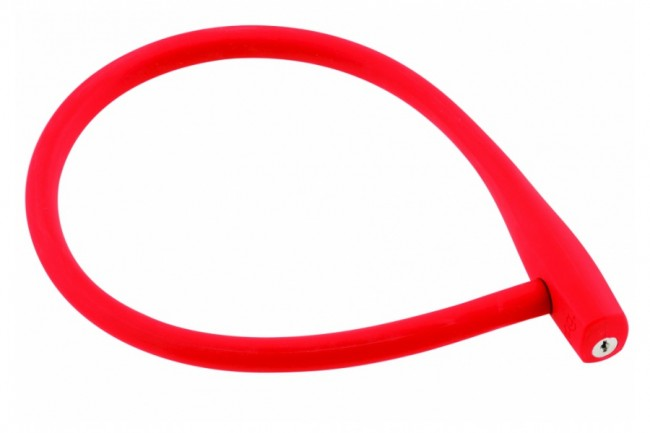 Knog Kabana cykellås - Rød   cykellås
