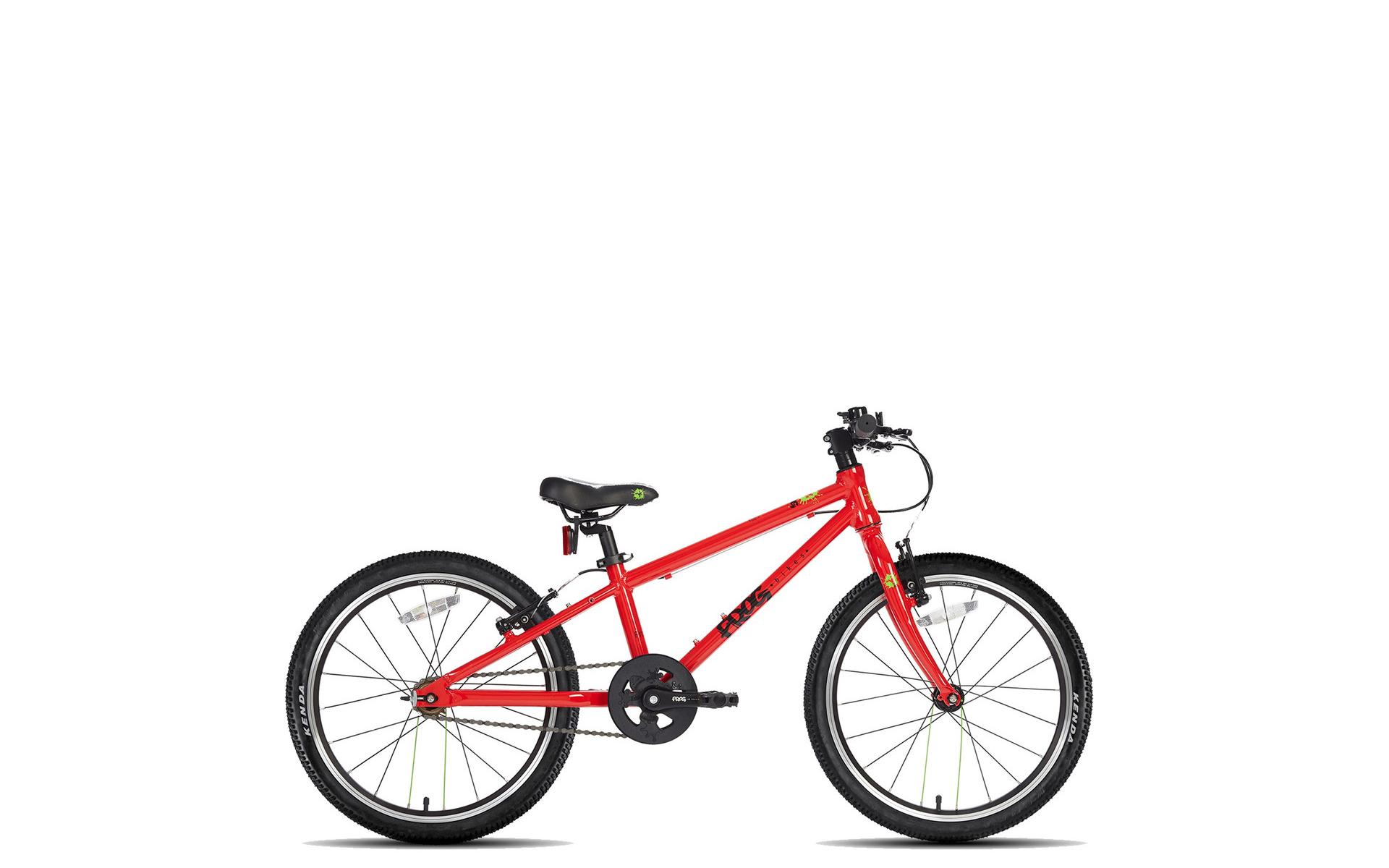 Frog cykel